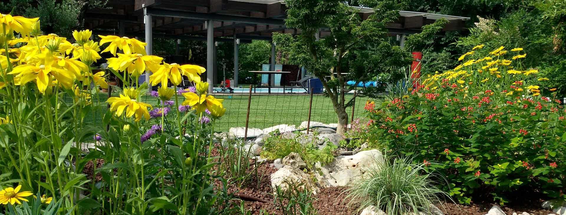 Progettiamo il giardino<br /> dei tuoi sogni