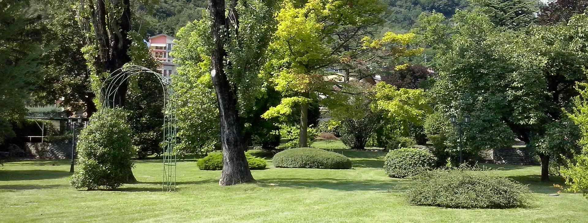 Vorresti un<br /> giardino così?
